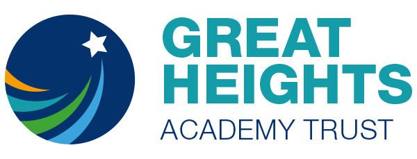 Great Heights Academy Trust Logo